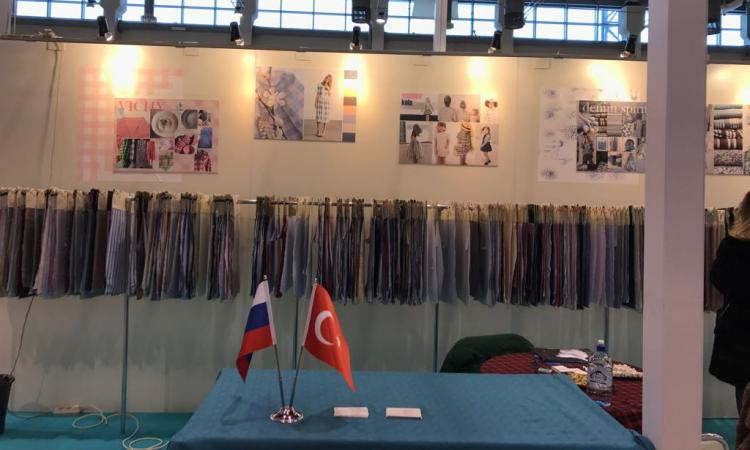İntertkan Expocenter Moskova